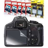 LCD Screen Protector Film for Canon 7D