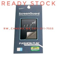 Buy 1 get 1 screen guard protector anti gores nikon D7000 D7100 D7200