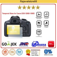 Rajawali Tempered Glass - Screen Protector - Anti Gores LCD For Canon