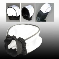Soft Flash Diffuser - White