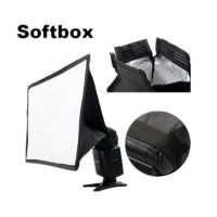 Diffuser atau softbox flash