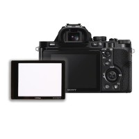 FOTGA Optical Glass LCD Screen Guard Protector For Sony Alpha A7 A7R