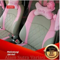 Sarung jok mobil Brio 2016/2018 agya ayla vios yaris city all new