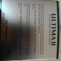 Hot Sale Ultima Ii Delicate Creme ( Bedak Basah ) Kualitas Terjamin