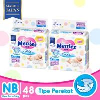 Merries New Born 24S Twinpack