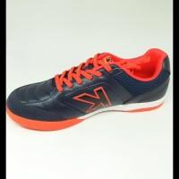 Sepatu Futsal Kelme Original Land Precision Navy/Red New 2018 Boom