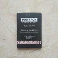 Baterai Polytron PL-7Y5 Wizard Note W7530 Battery Polytron PL7Y5