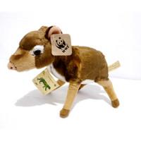 Boneka Bambi Rusa Original WWF Import Plush Realistic Doll