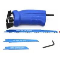 Milda Gergaji Listrik Mini Chainsaw Attachment 2000RPM - Blue