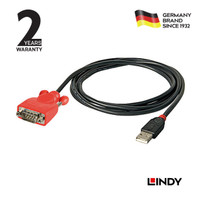 LINDY #42811 USB to Serial Converter