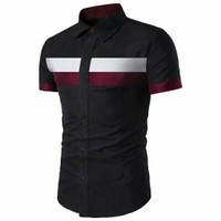 Kemeja Dilan PDK - Bahan Katun Strech - Pakaian / Baju Pria / Cowok