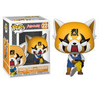 Funko Pop Sanrio Aggretsuko - Retsuko with Chainsaw