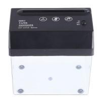 Paper Shredder USB Mini Mesin Penghancur Kertas Portable