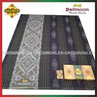 sarung tenun wadimor motif batik/sarung wadimor kembang