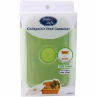Baby Safe Collapesible Food Container