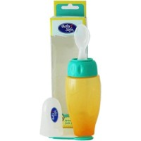 Baby Safe Bottle Spoon Soft Squeeze