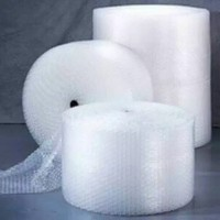 bubble wrap untuk tambahan packing agar aman