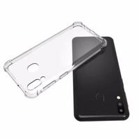 Anticrack Samsung M10 M20 M30 Silikon Case Jelly Bening Transparan