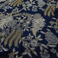 pilihan terbaik blouse kemeja batik wanita slim fit / batik wanita