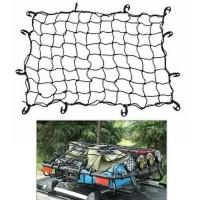 Jaring Bagasi Atas mobil untuk mudik perjalanan jauh - Cargo Net