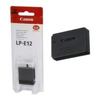 BATERAI KAMERA CANON LP-E12 ORIGINAL FOR EOS M10/ EOS M100/EOS 200D