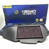 Siap Bungkus Variasi Nemo Air Filter Udara Motor Yamaha AEROX 155 Terl