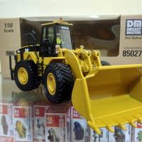 Wheel Loader Cat 980G Diecast miniatur alat berat harga Murah