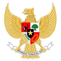 Sticker Burung Garuda Indonesia