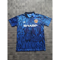 Jersey Retro Manchester United Away 1992-93