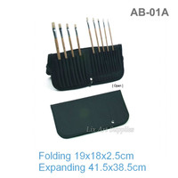 V-Tec Paint Brush Organizer AB-01A / Dompet Kuas Lukis / Art Bag