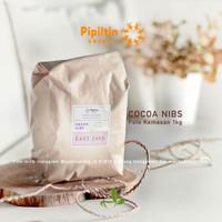 Pipiltin Cocoa NIBS 1kg single origin EAST JAVA Biji Coklat Cacao Nibs