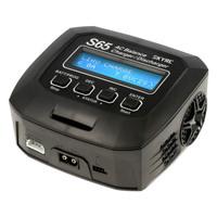 SkyRC S65 AC Digital Charger LiPo 2-4s 6A 65W
