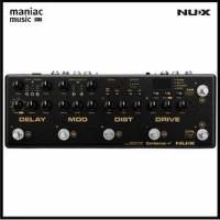 Nux Cerberus - Multi Efek Gitar. Integrated. Delay Reve Best Dealss