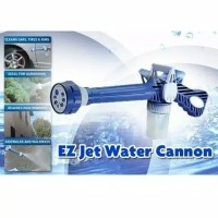 Semprot Air EZ JET Water Cannon Cuci Mobil Motor