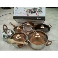 Panci Oxone OX-933 Oxone Panci Eco Cookware