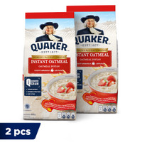 Quaker Instant Oatmeal 800 Gr - Twin Pack