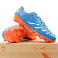 Sepatu Bola OrtusEight Blitz FG Mystique Blue 11010082 Original BNIB