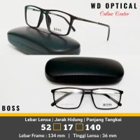 Frame Kacamata Murah Pria/Wanita/Fashion PD 4320