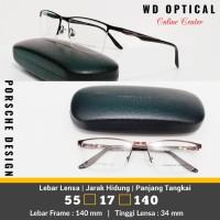 Frame Kacamata Murah Pria/Wanita/Fashion PD 4332