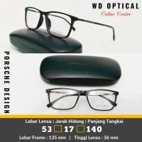 Frame Kacamata Murah Pria/Wanita/Fashion PN 4321