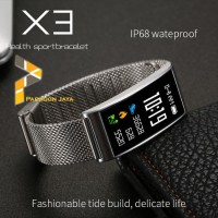 BIG SALE Smart Watch Jam Tangan Smart Band X3 Heart Rate Mi Band