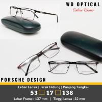 Frame Kacamata Murah Pria/Wanita/Fashion FG 19
