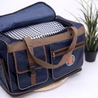 Tas Pakaian#Travel bag#Tas Mudik#Tas Parasut 2 Fungsi Waterproofing