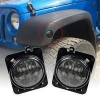 Lampu Sein Mobil Jeep Samping Led/ Sen Flender Flare Rubicon
