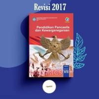 Buku PKN PPKN Pendidikan Kewarganegaraan SMP Kelas 7 Revisi 2017 2018