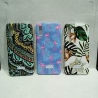 Samsung A50 A50S A30S - Softcase CK Flower Glow in the dark
