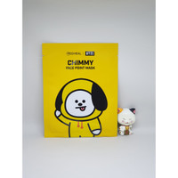 MEDIHEAL BT21 Face Point Mask Sheet CHIMMY (1PC) - 100% ORIGINAL KOREA