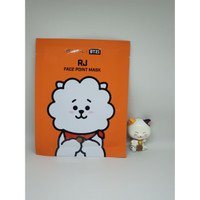 MEDIHEAL BT21 Face Point Mask Sheet RJ (1PC) - 100% ORIGINAL KOREA !!
