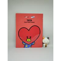 MEDIHEAL BT21 Face Point Mask Sheet TATA (1PC) - 100% ORIGINAL KOREA
