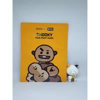 MEDIHEAL BT21 Face Point Mask Sheet SHOOKY (1PC) - 100% ORIGINAL KOREA